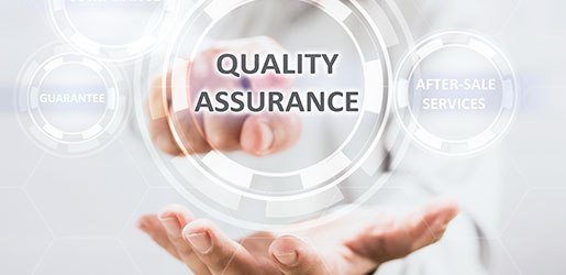 Quality Product Assurance
